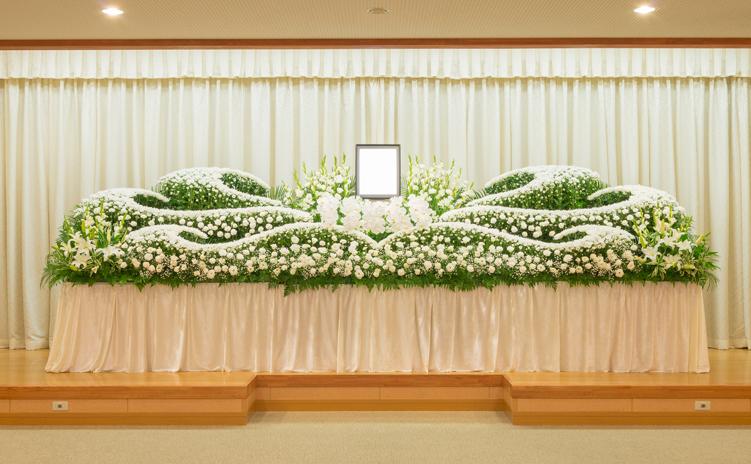生花祭壇5号
