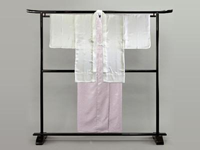 綸 子 (紫/ピンク/オフホワイト/抹茶)