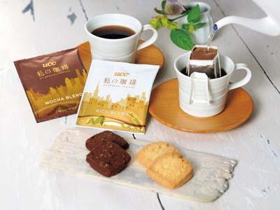 DKドリップコーヒー・クッキーセット