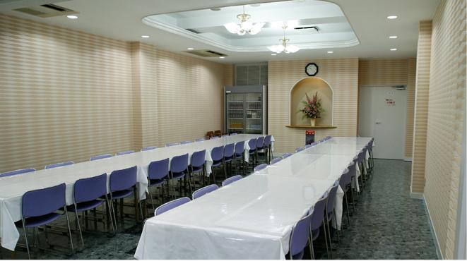 西館第二式場 法宴会場