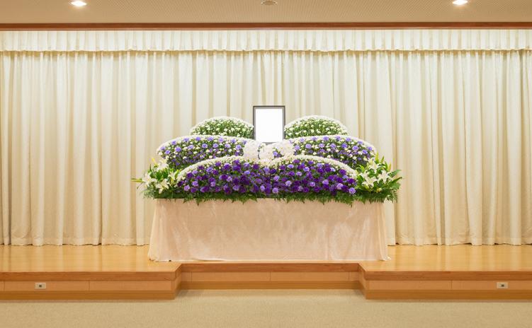 生花祭壇2号