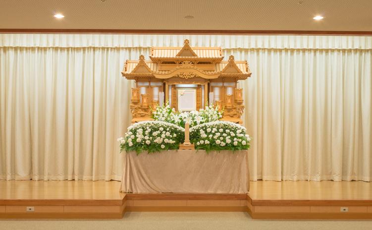 オリジナル生花祭壇1号