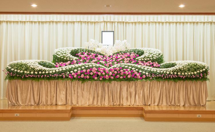 生花祭壇7号