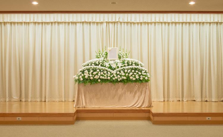 生花祭壇1号