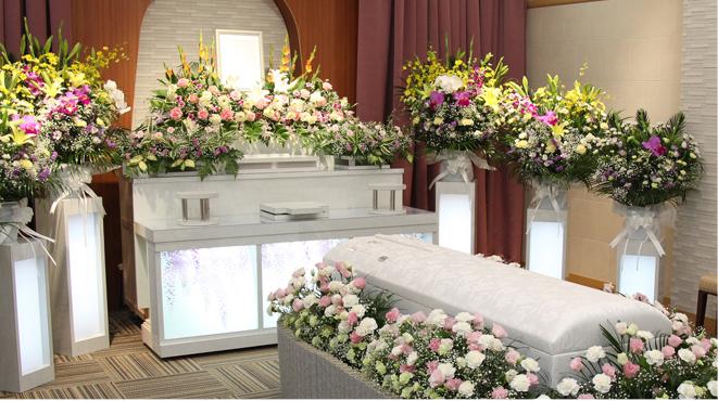 家族葬専用式場 式場