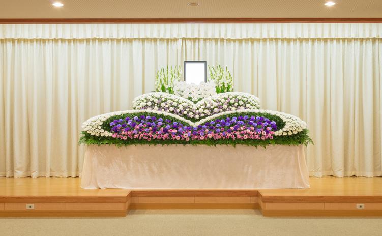 生花祭壇3号