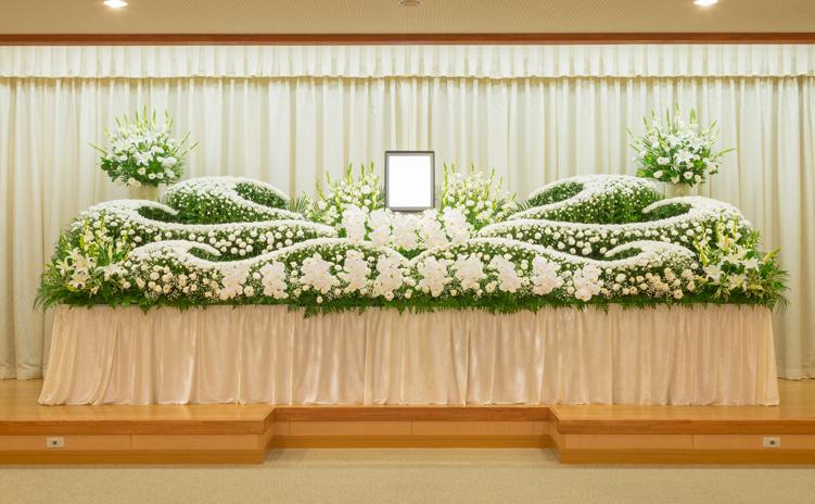 生花祭壇6号