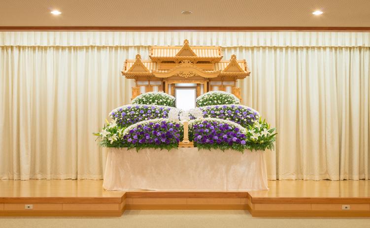 オリジナル生花祭壇2号