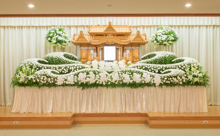 オリジナル生花祭壇6号